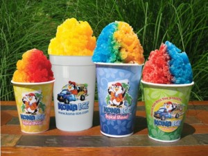 Kona Ice Day